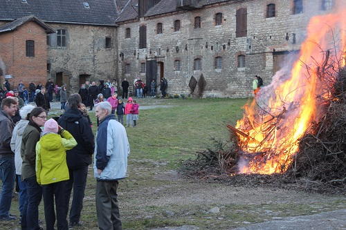 Osterfeuer2015
